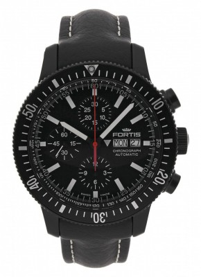 poza Fortis B42 Monolith Chronograph Automatic 638.18.31 L.01