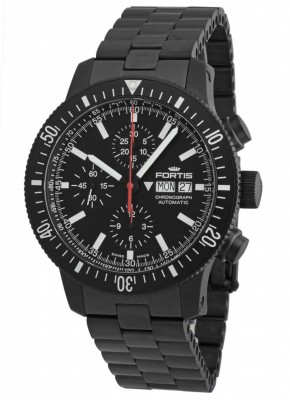 poza Fortis B42 Monolith Chronograph Automatic 638.18.31 M