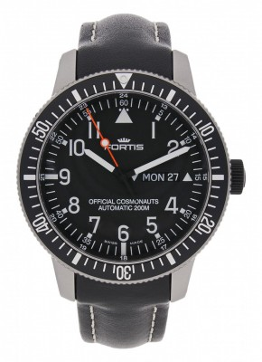 poza Fortis B42 Official Cosmonauts DayDate Automatic 647.27.11 L.01