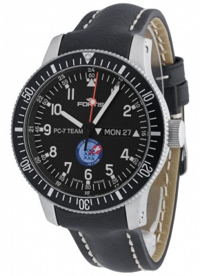 poza ceas Fortis PC7 Team Edition DayDate Automatic 647.10.91 L.01