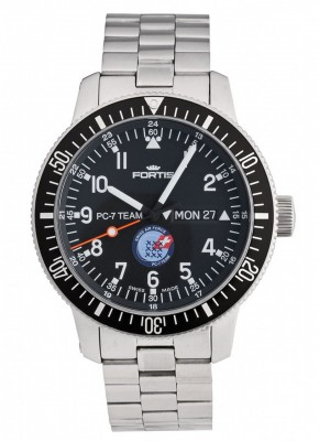 poza Fortis PC7 Team Edition DayDate Automatic 647.10.91 M
