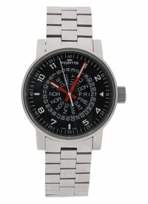 poza Fortis Spacematic Counterrotation Automatic 623.10.51 M