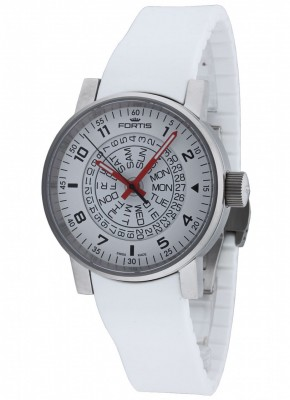 poza Fortis Spacematic Counterrotation Automatic 623.10.52 SI.02