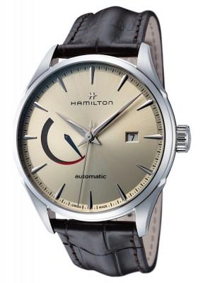 poza Hamilton Jazzmaster Power Reserve Date Automatic H32635521