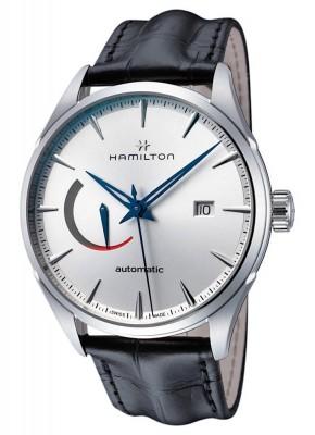 poza Hamilton Jazzmaster Power Reserve Date Automatic H32635781