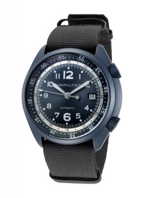 poza Hamilton Khaki Aviation Pilot Pioneer Aluminium Date Automatic H80495845