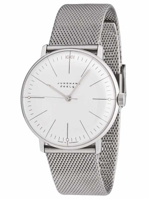 poza Junghans Max Bill Lady Mechanical 0273004.44
