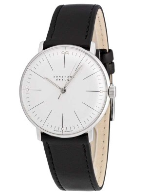 poza Junghans Max Bill Mechanical Lady 0273700.00