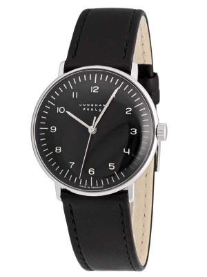 poza Junghans Max Bill Mechanical Lady 0273702.00