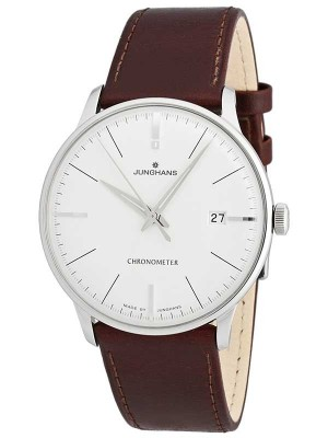 poza Junghans Meister Automatic Chronometer 0274130.00