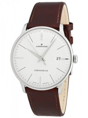 poza Junghans Meister Automatic Steel