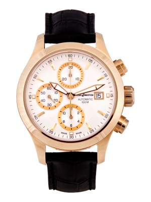 poza ceas Karl Breitner Admiral Gold White