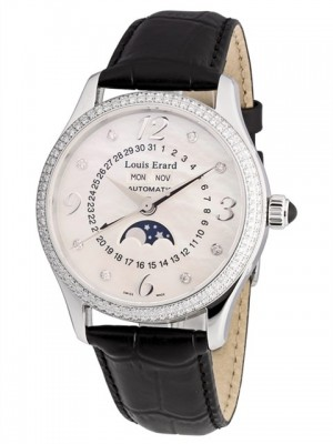 poza Louis Erard 1931 Moonphase Automatic Lady