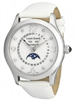 poza ceas Louis Erard 1931 Moonphase Automatic Lady 2