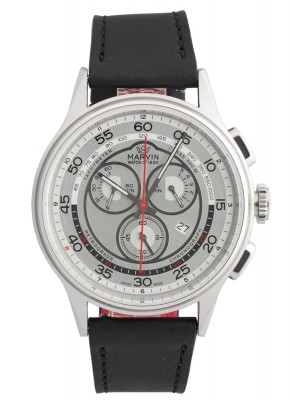 poza Marvin DN8 Chronograph M008.14.33.64