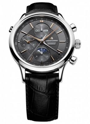 poza Maurice Lacroix Les Classiques Chronograph Phases de Lune Automatic LC6078SS0013311