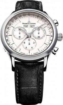 poza ceas Maurice Lacroix Les Classiques Chronographe LC1008SS001130