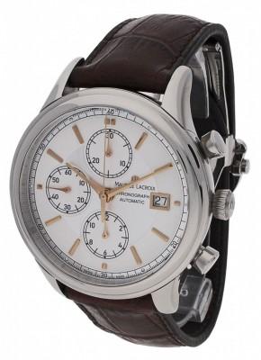 poza Maurice Lacroix Les Classiques Date Chronograph Automatic LC6158SS0011301