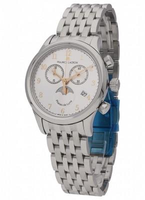 poza Maurice Lacroix Les Classiques Phase de Lune Chronograph Date Mondphase Quarz LC1087SS002121