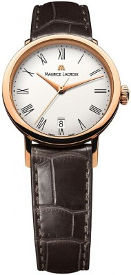 poza Maurice Lacroix Les Classiques Tradition 18kt Gold Automatic LC6013PG101110