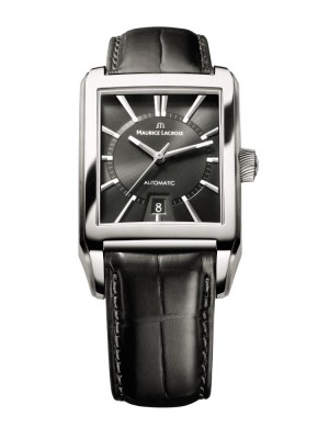 poza Maurice Lacroix Pontos Automatic Steel Black