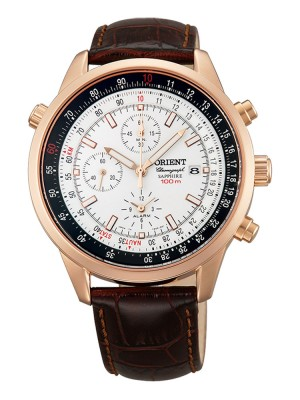 poza ceas Orient FTD09005W0