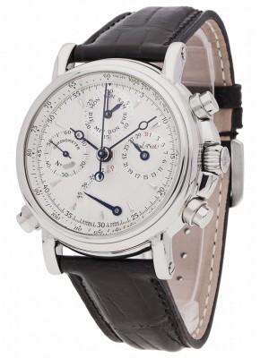 poza Paul Picot Technicum Rattrapante Chronograph Date Wochentag Automatic Chronometer P7018G20.771