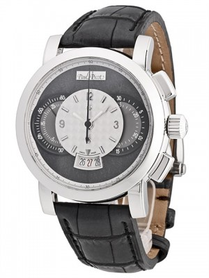 poza ceas Paul Picot Technograph Wild Steel Grey