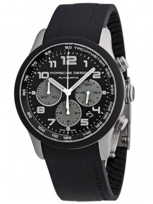 poza ceas Porsche Design Dashboard Titanium 661215481139
