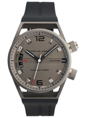 poza Porsche Design P6750 Worldtimer GMT Automatic 6750.10.24.1180