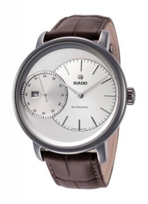 poza Rado Diamaster Date dezentrale Sekunde Automatic R14129106