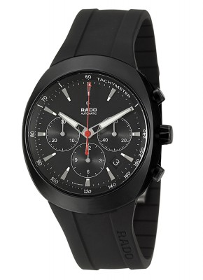 poza Rado DiaStar Black Chronograph Limited Edition Automatic R15378159