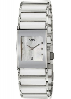 poza Rado Integral Jubile Lady with diamonds Date Quarz R20746901