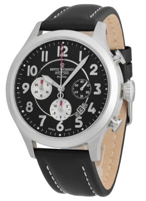 poza ceas Revue Thommen Airspeed XLarge Chronograph 16062.6537