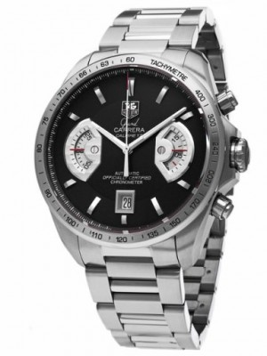 poza Tag Heuer Carrera Chronograph Black