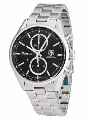 poza Tag Heuer Carrera Chronograph CAR2110.BA0720