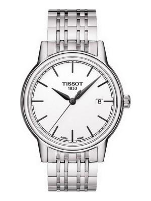 poza Tissot Carson Quartz Gent Steel