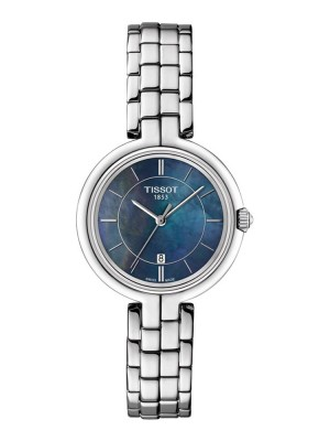 poza Tissot Flamingo Steel Blue
