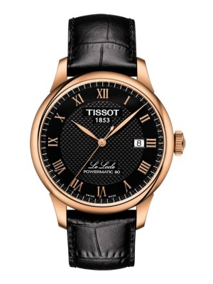 poza Tissot Le Locle Automatic Gent Rose 2