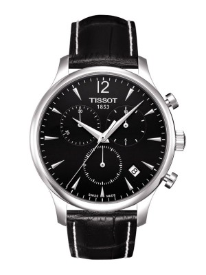 poza Tissot Tradition Chronograph