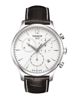 poza Tissot Tradition Chronograph 2