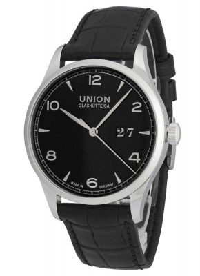 poza Union Glashutte Noramis Big Date D005.426.16.057.00