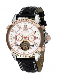 Ceas barbatesc Calvaneo 1583 Astonia 5 Rose Gold White