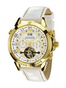 Ceas barbatesc Calvaneo 1583 Astonia Diamond White Gold