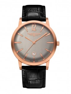 Ceas barbatesc Cornavin Bellevue Rose Gold Grey