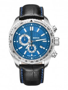 Ceas barbatesc Doxa Ace Steel Blue
