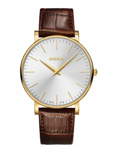 Ceas barbatesc Doxa D-Light Gold Silver