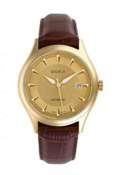 Ceas barbatesc Doxa New Tradition Gold