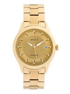 Ceas barbatesc Doxa New Tradition Gold 2