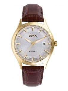 Ceas barbatesc Doxa New Tradition Gold Silver